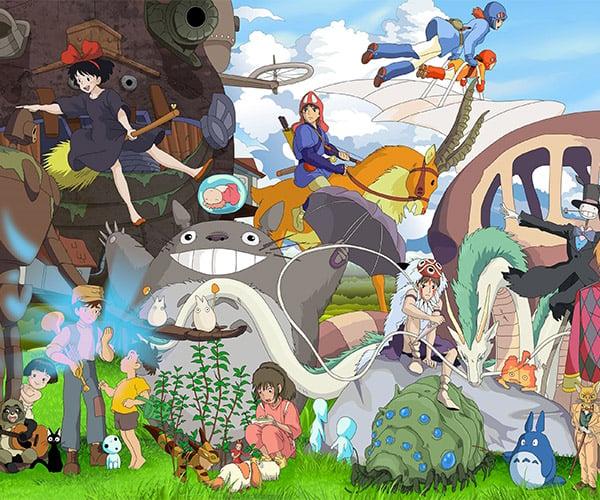 Why Miyazaki's Animation Feels Alive