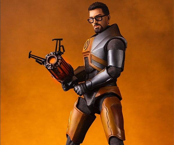 Mondo Gordon Freeman Figure