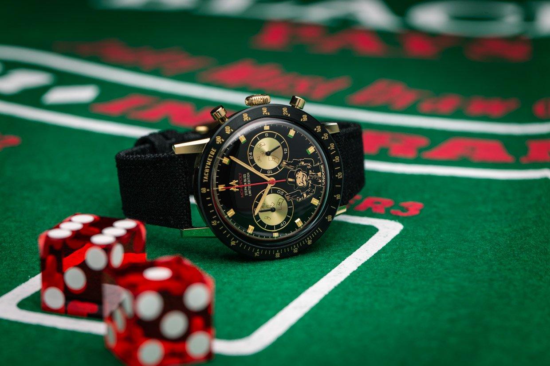 Monopoly Moneyman Watches