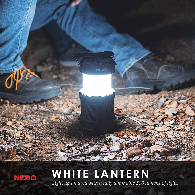 NEBO Big Poppy Lantern