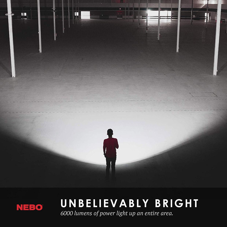 NEBO Redline 6K Flashlight