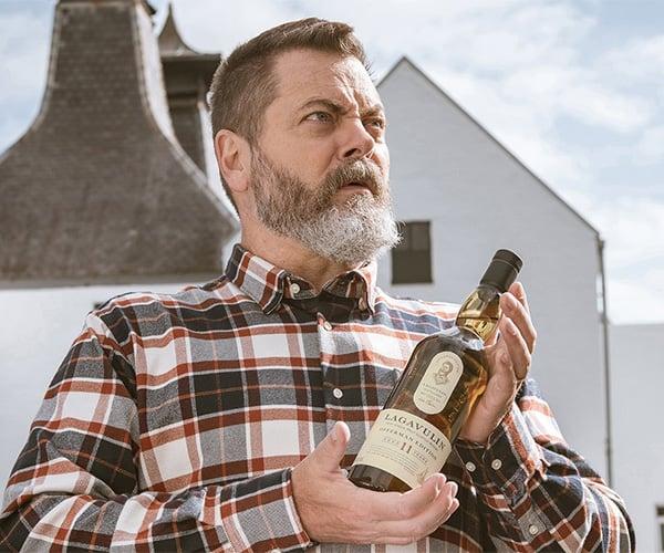Lagavulin Offerman Edition Whisky