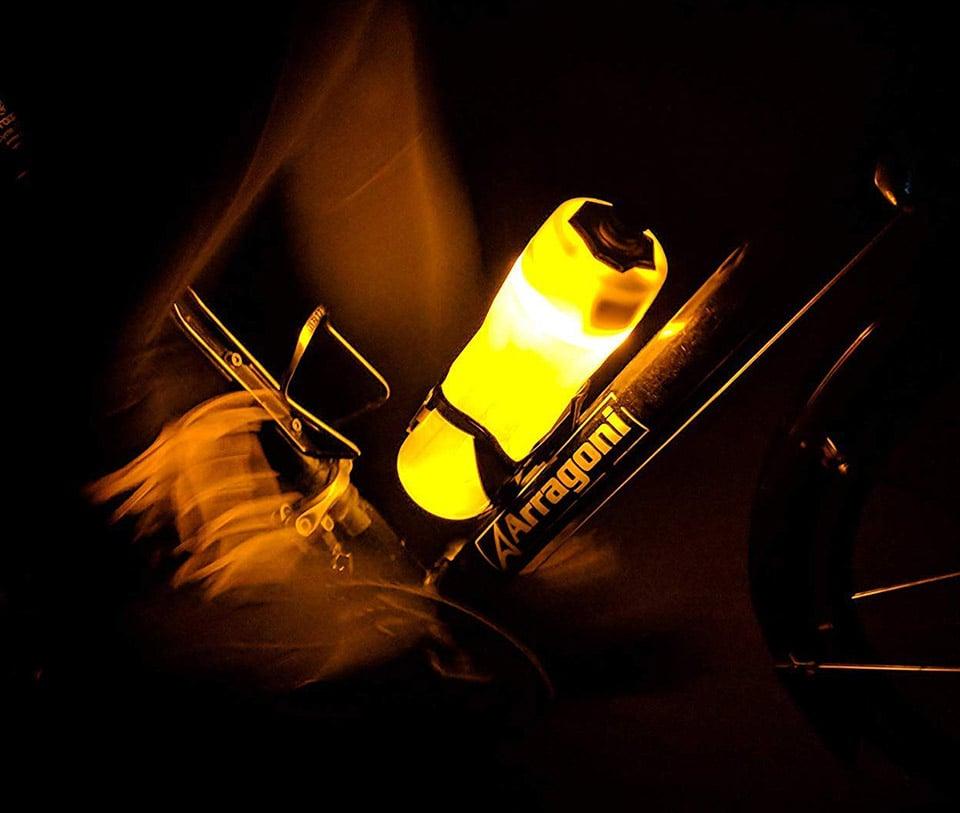 Orb Bike Light Bottle