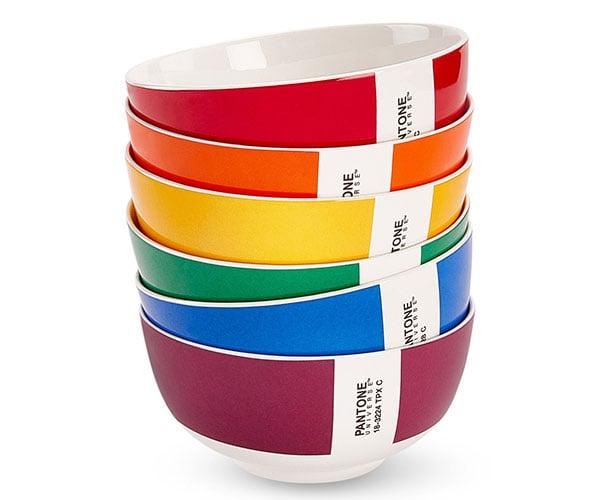 Pantone Bowls