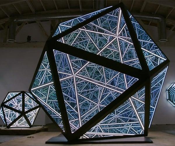 Infinite Portal Sculptures