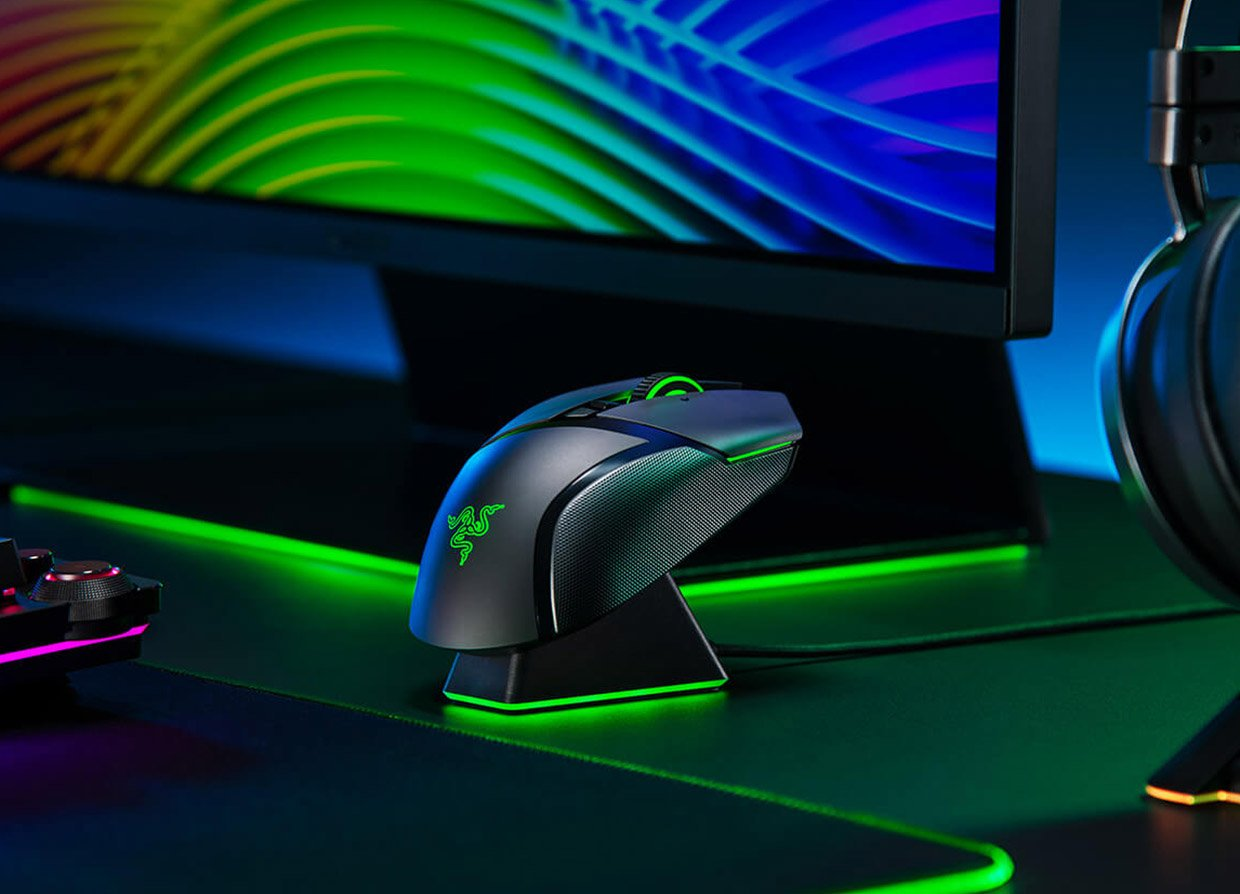Razer Basilisk Ultimate Mouse