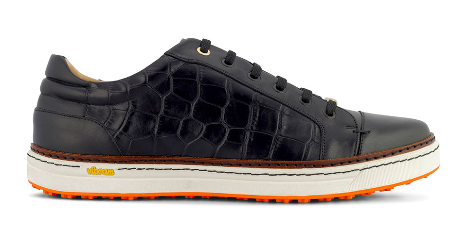 Royal Albartross Croco Golf Shoes