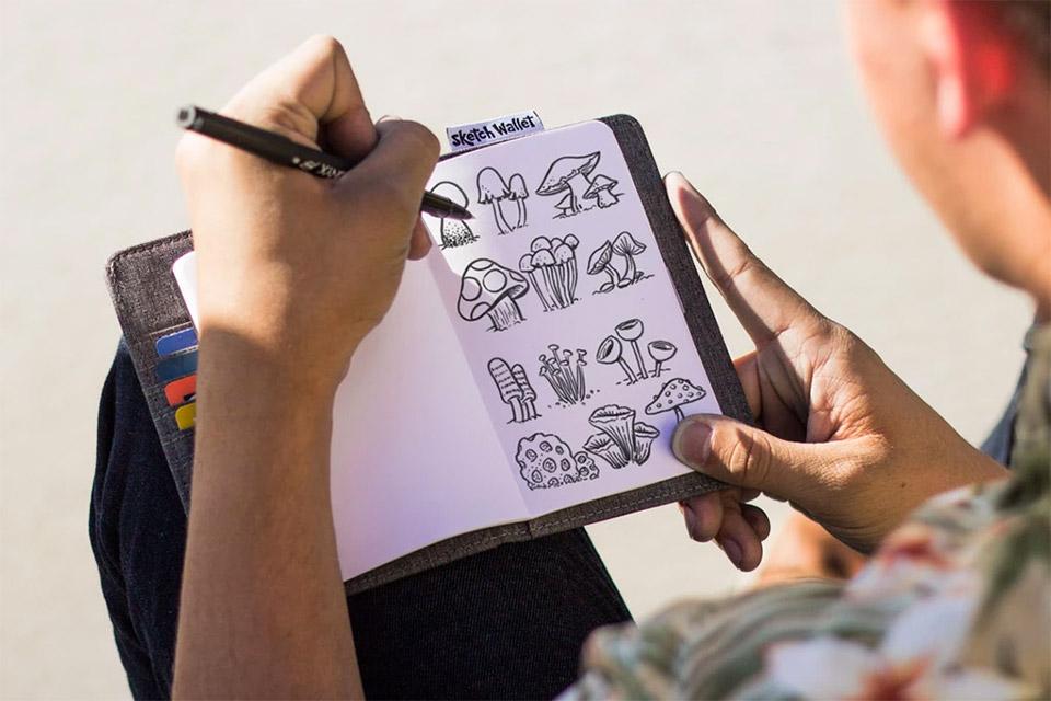 Sketch Wallets