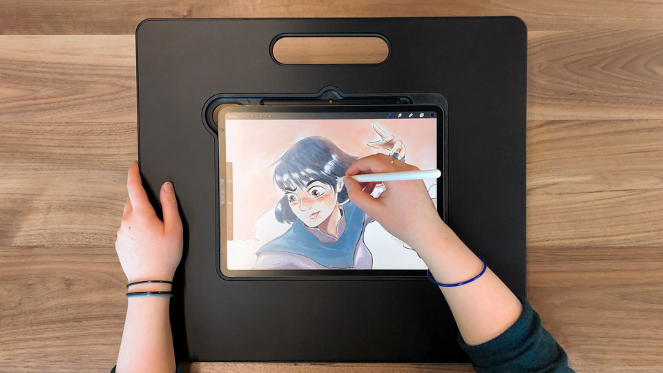 Sketchboard Pro iPad Stand