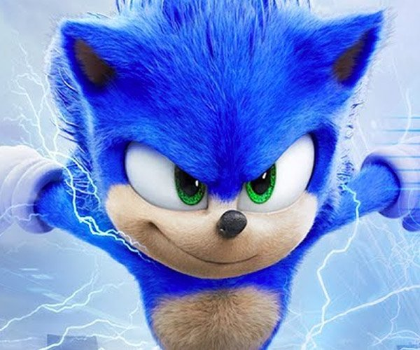 Sonic the Hedgehog (New Trailer)