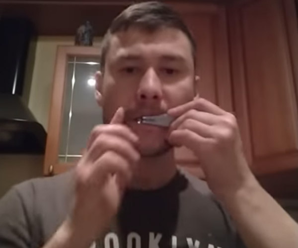 Techno Jew's Harp
