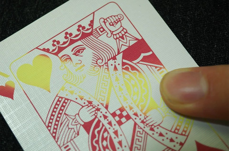 ThermoChrome Playing Cards
