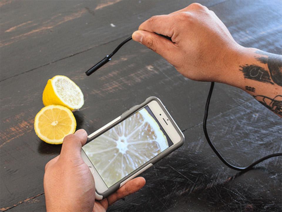 Wi-Fi Endoscopic Camera