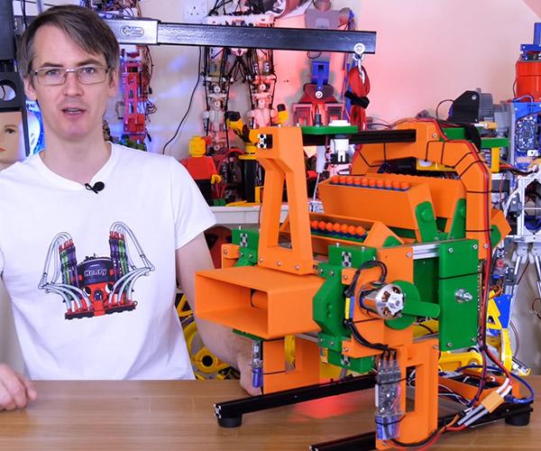 10-Shot NERF Blaster
