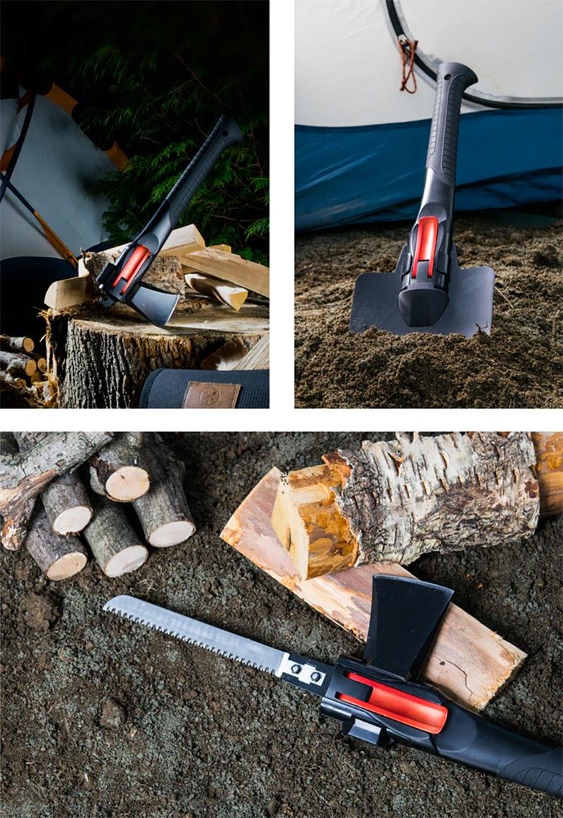 Adventure Mate AM-V2 Camping Tool