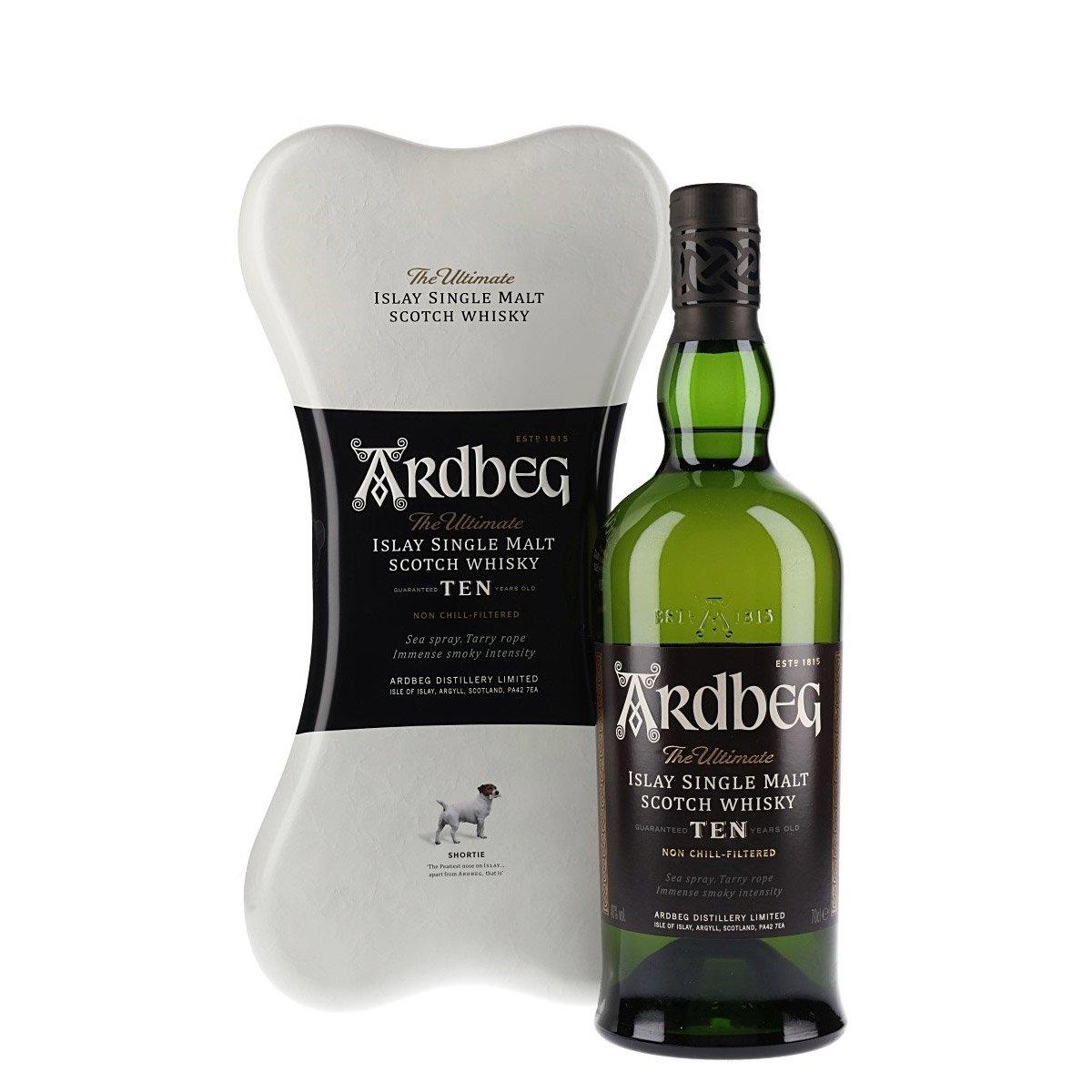 Ardbeg Ten Years Old Whisky