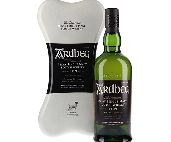 Ardbeg Ten Years Old Whisky