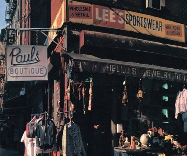 Paul's Boutique: The Samples