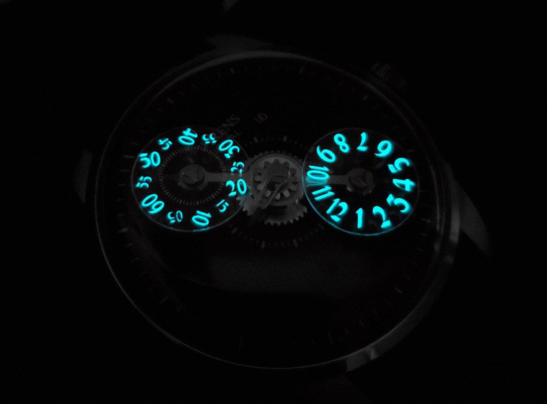 Behrens Spaceship Watch