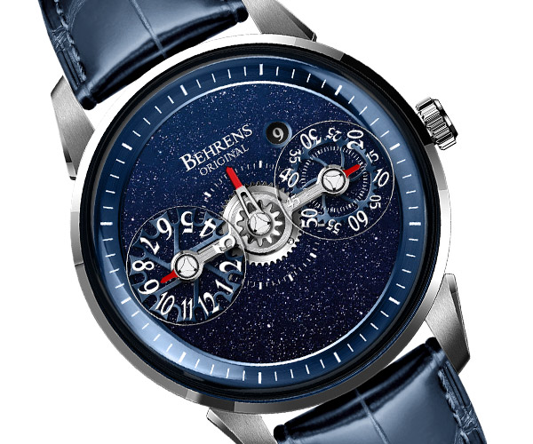 Behrens Spaceship Watch