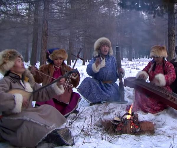 Mongolian Christmas