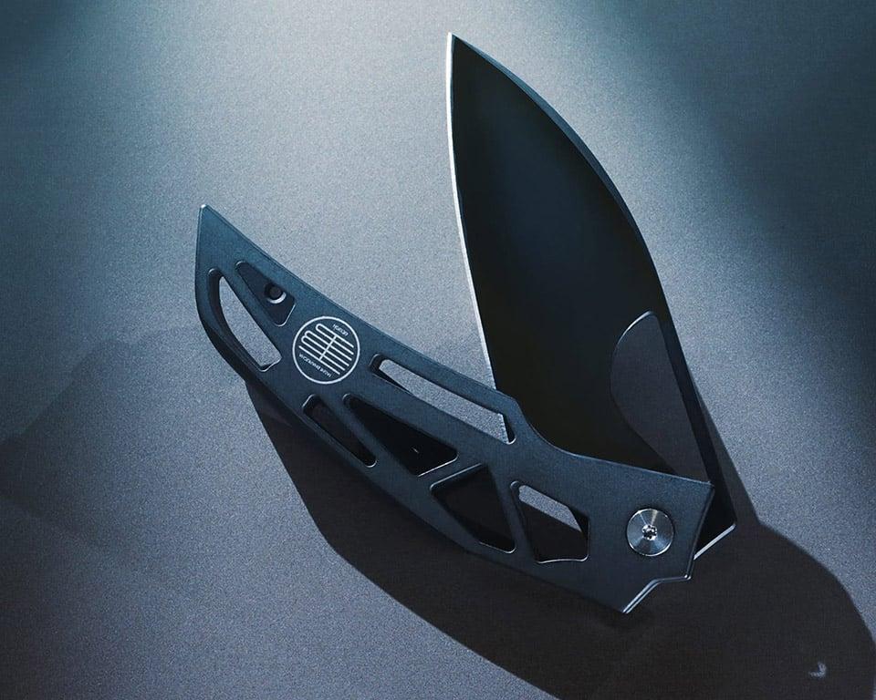 Massdrop x Bharucha Prism Knife