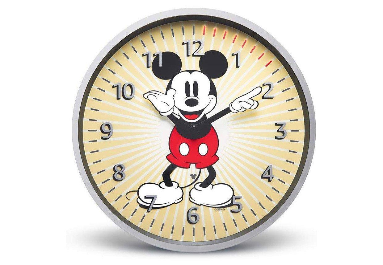 Echo Mickey Mouse Wall Clock