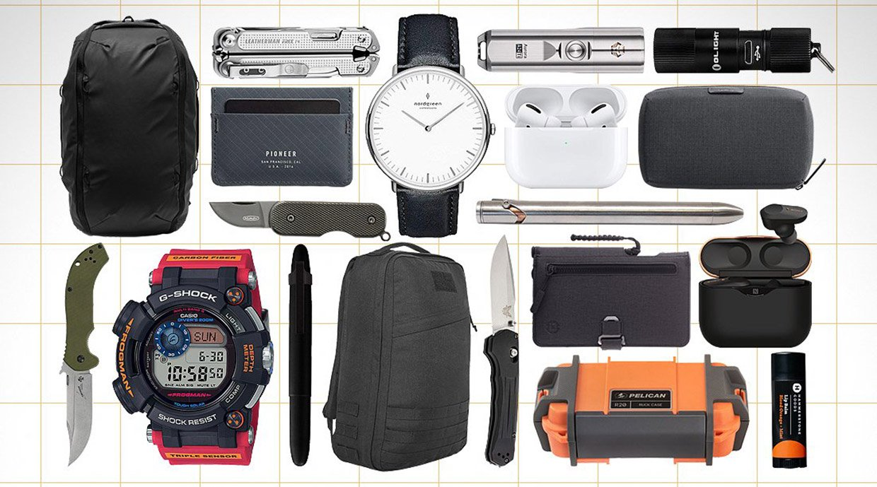 EDC Holiday Gifts 2019