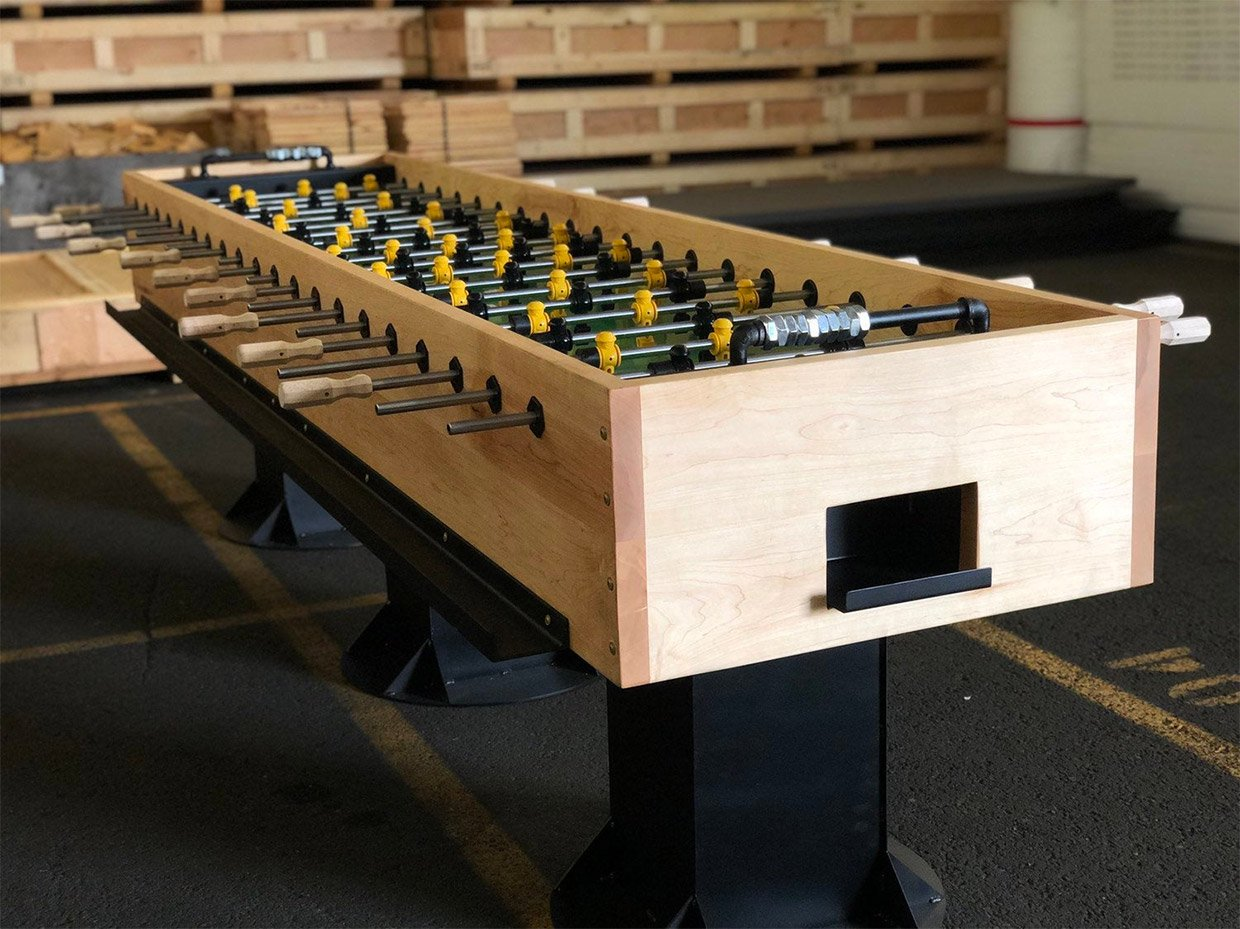 Extra-long Foosball Table