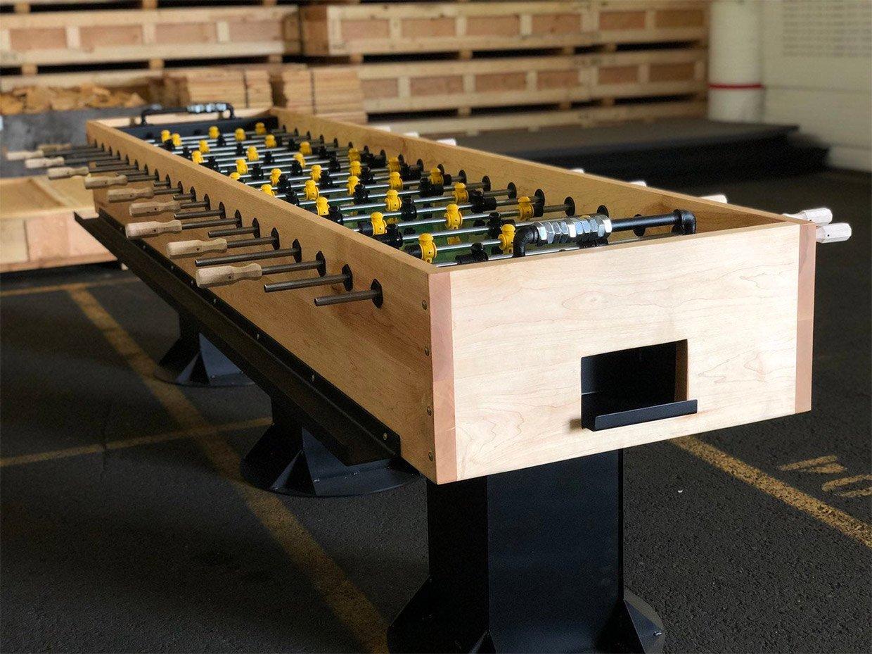Extra-long Foosball Table