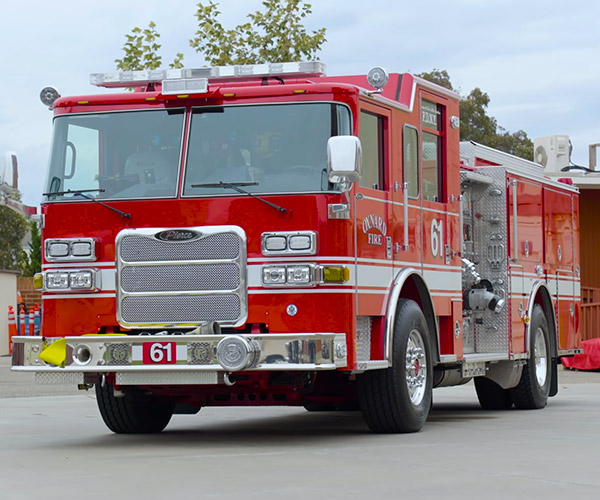 Fire Trucks are Awesome