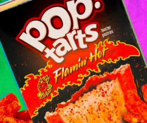 Making Flamin' Hot Cheetos Pop-Tarts