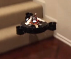 The Flying Roomba
