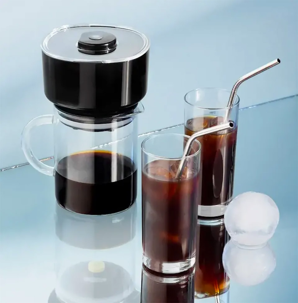 FrankOne Cold Brew & Coffee Maker