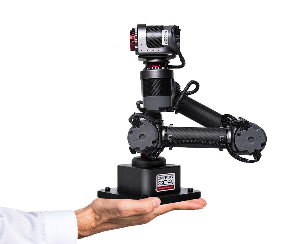 Gluon Desktop Robotic Arm
