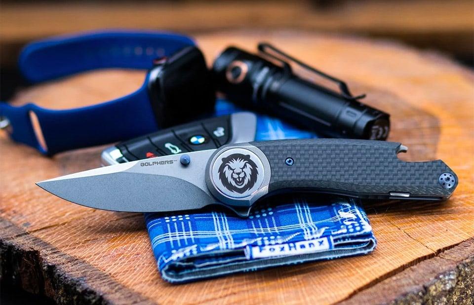 Golphers EDC Knife