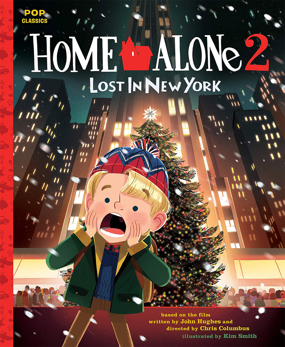 Home Alone: Illustrated