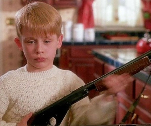 Laws Broken: Home Alone