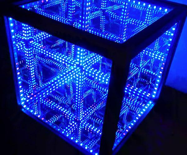 HyperCube Infinity Lamp