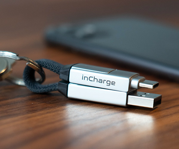 inCharge6 Charging Cable