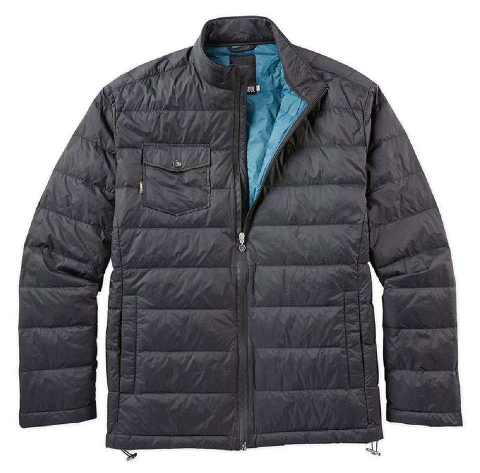 Linksoul Travel Down Jackets
