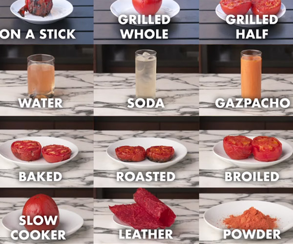 Every Way to Cook a Tomato