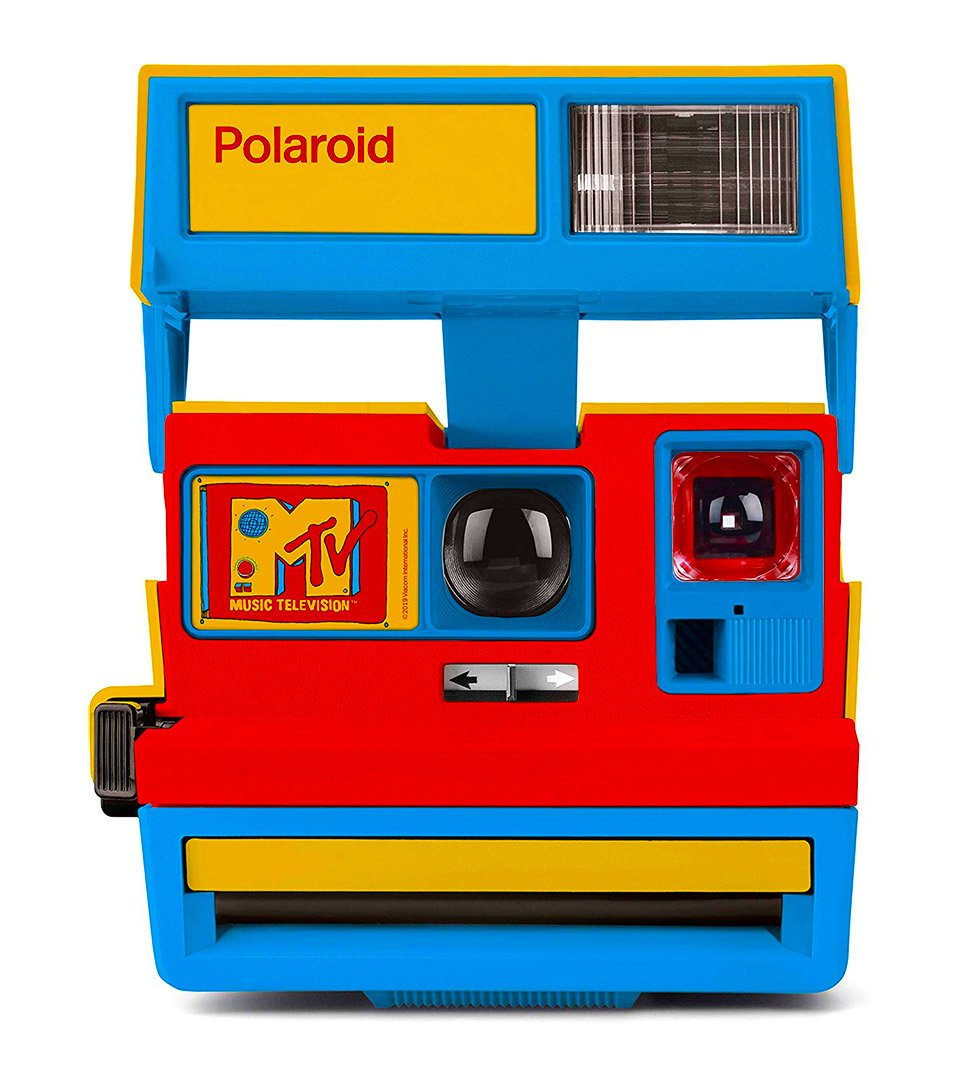 Polaroid 600 MTV Edition Camera