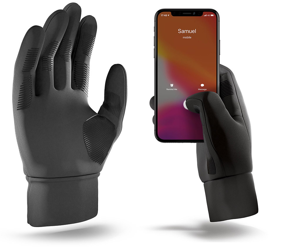 Insulated Touchscreen Gloves
