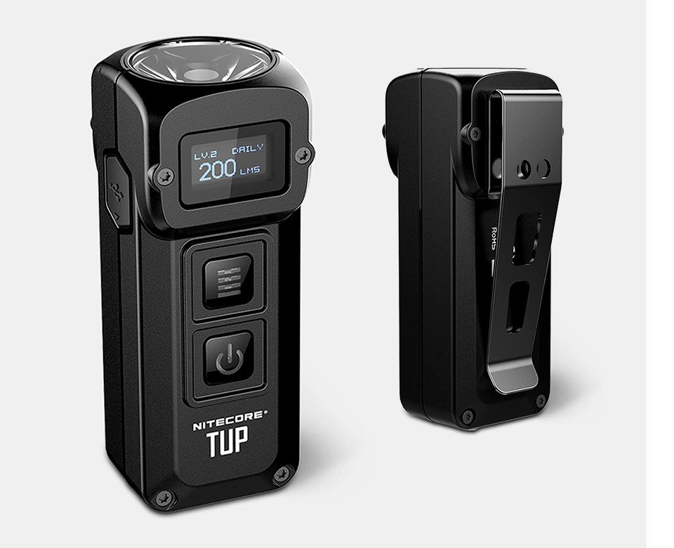 Nitecore Tup Pocket Light