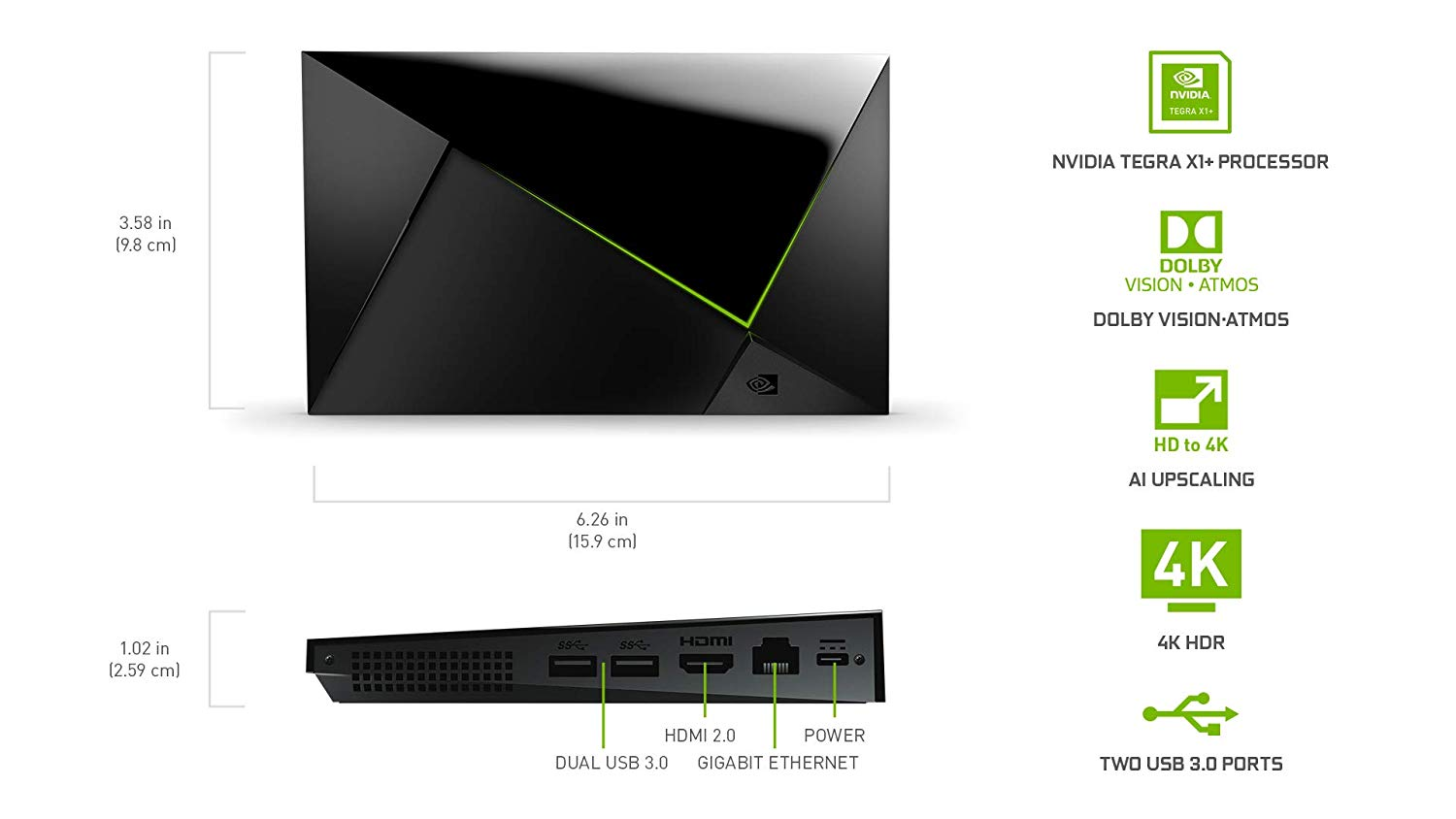 NVIDIA Shield TV Pro