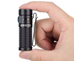 Olight S1R II Baton Flashlight