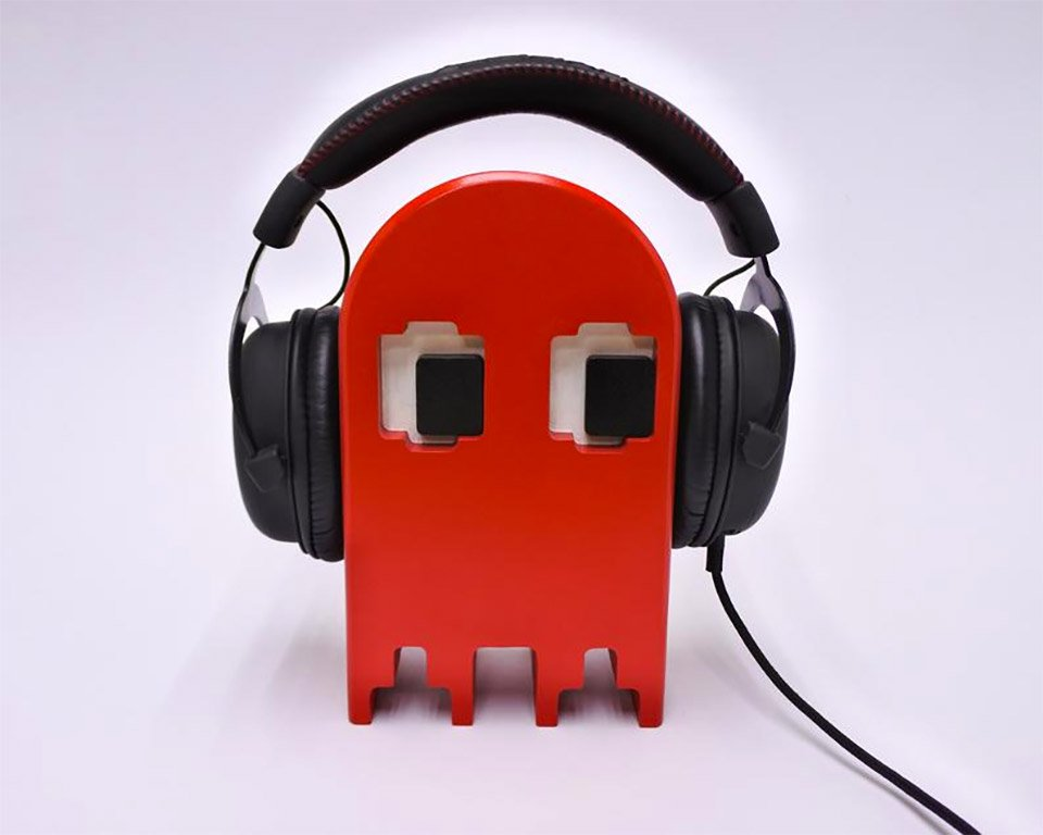 Ghost Headphone Stand