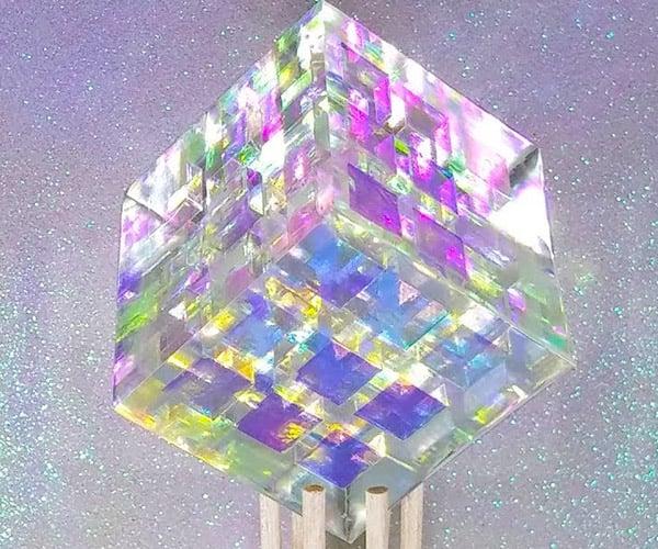DIY Chroma Cube