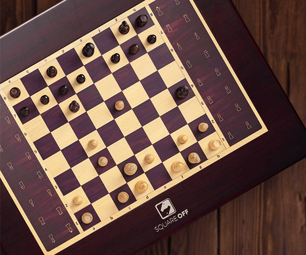 Square Off Smart Chess Board